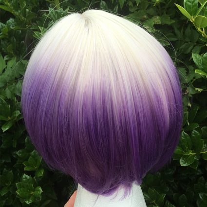 Sabine wig back view