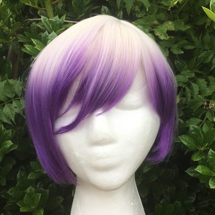 Sabine wig front view