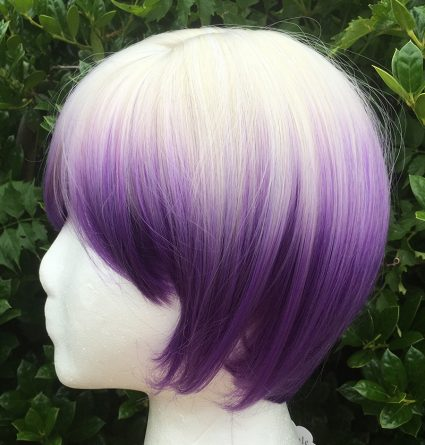 Sabine wig side view