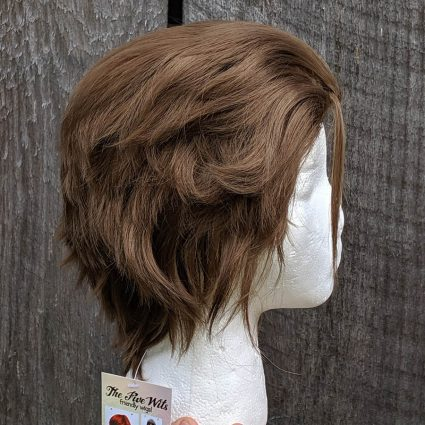 Ignis cosplay wig side view