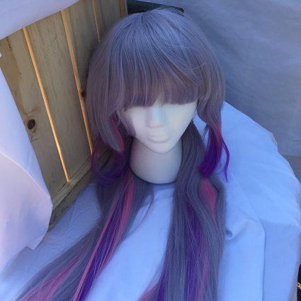 Kanna cosplay wig