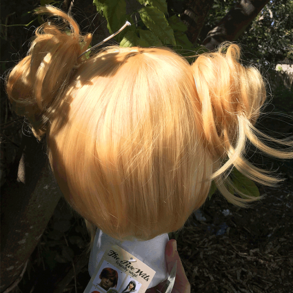 Himiko wig back view
