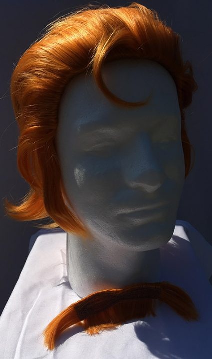 Coran cosplay wig without mustache this is indecent why did you make me look at this