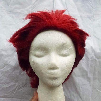 Eijiro Kirishima Cosplay Wig