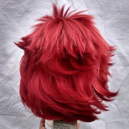 Eijiro Wig Back View