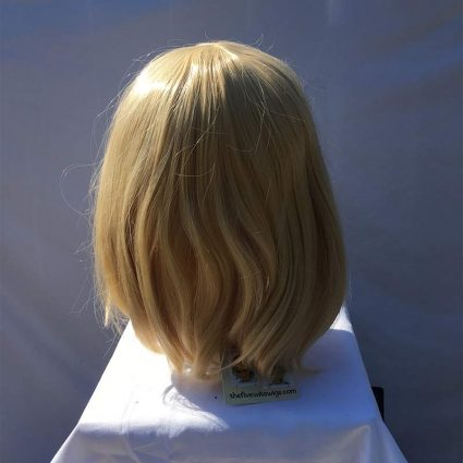 Howl Wig Back View