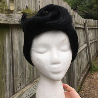 Dandy cosplay wig