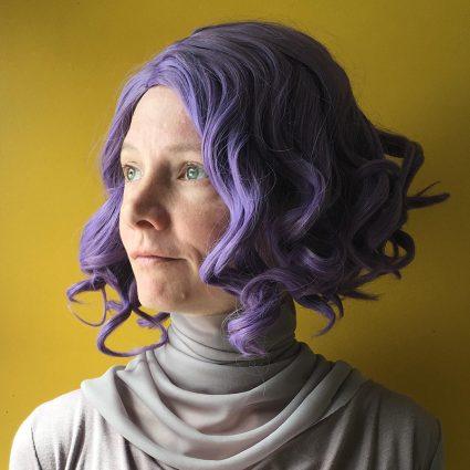 Holdo cosplay wig 1