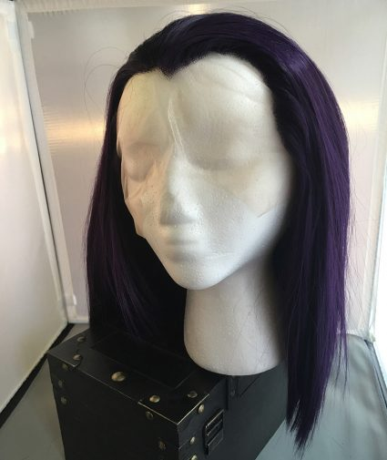 Raven Lacefront Cosplay Wig