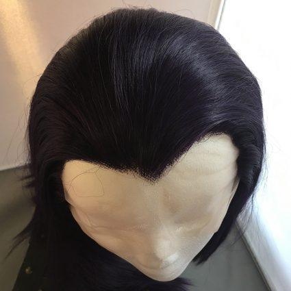 Raven Wig Top