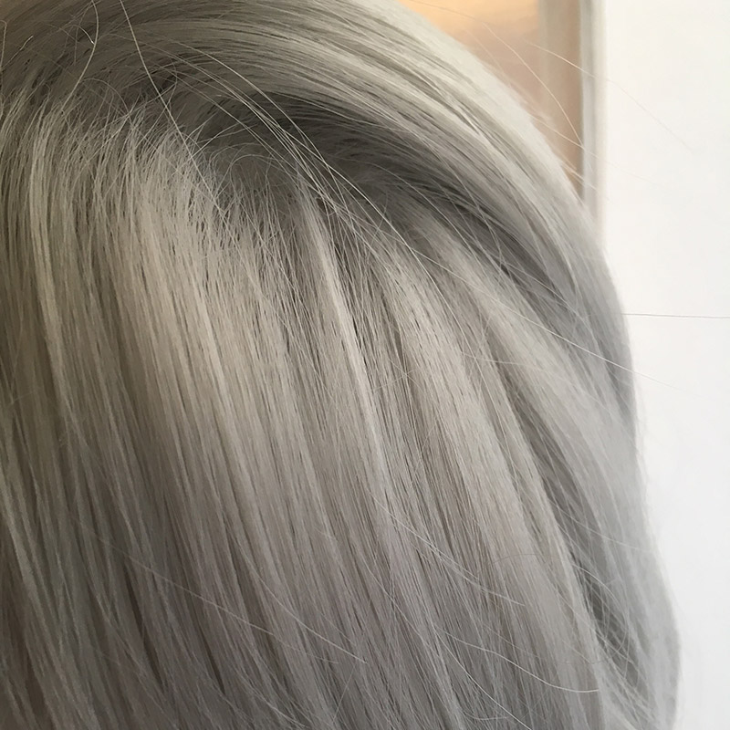 Riku Wig Closeup