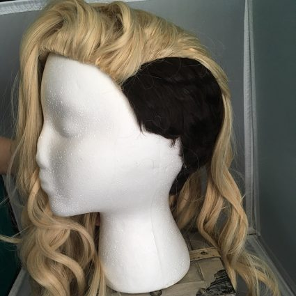 Taako wig side undercut
