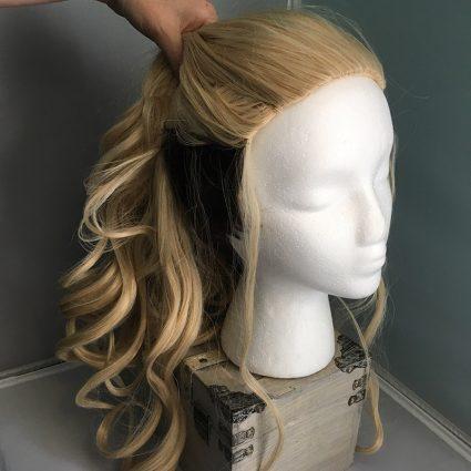 Taako cosplay wig