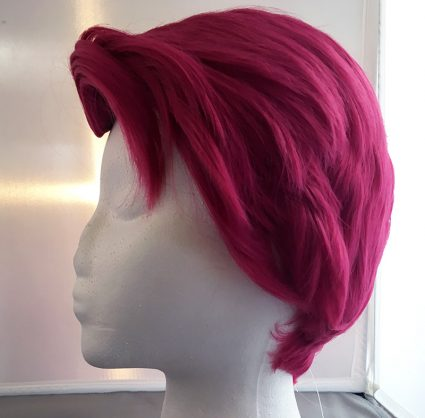 Zarya wig left side