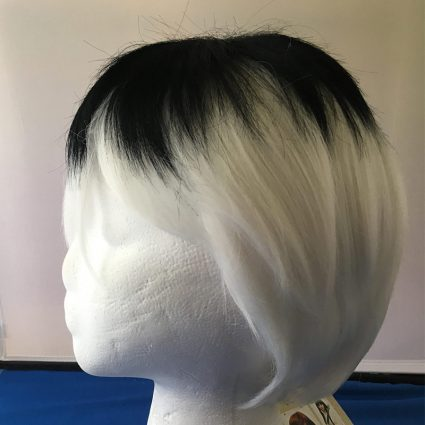 Haise cosplay wig side view