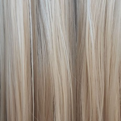 """rowdy blonde"""