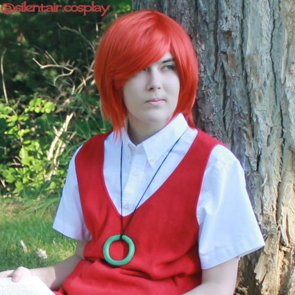 Chise cosplay by @silentair.cosplay