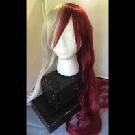 Shota cosplay wig