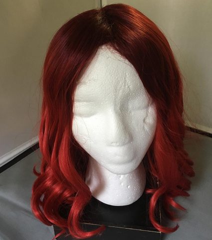 Alya cosplay wig