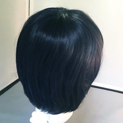 Takemi cosplay wig back view