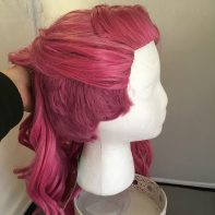 Caduceus Clay cosplay wig