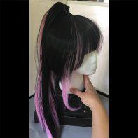 Yukio cosplay wig