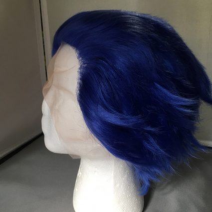 Cu Chulainn wig side view