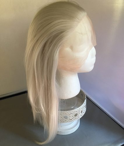 Geralt wig side view