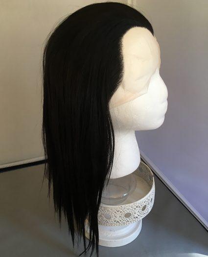 Loki wig side view