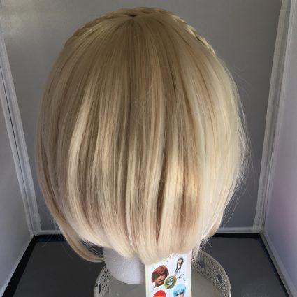 Lunafreya base wig back