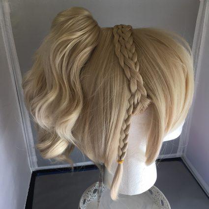 Lunafreya wig side view