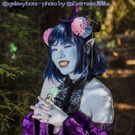 Jester cosplay by @galaxybots
