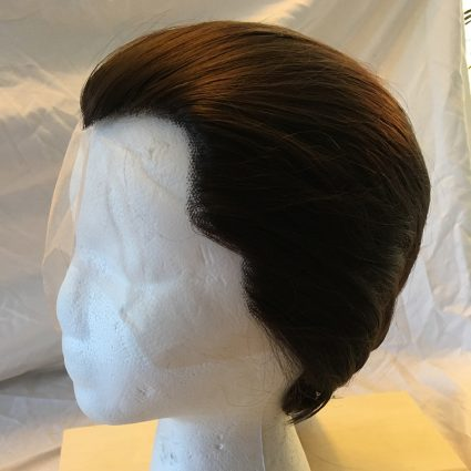 Connor Wig Side View