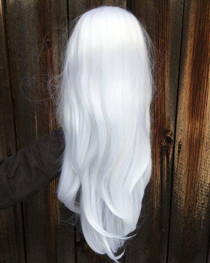 Drow Wig Back