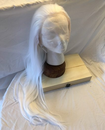 Drow Wig Indoor Lighting