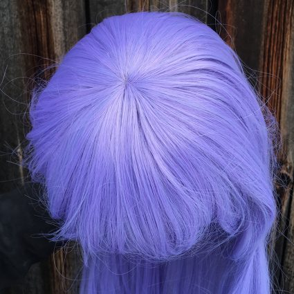 Nejire Wig Top View