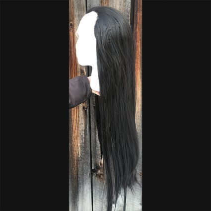 Vax cosplay wig side view