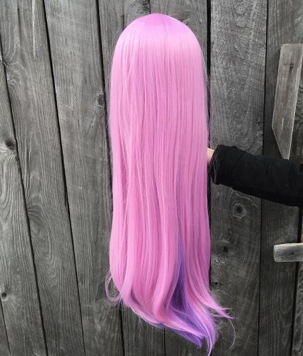 Angella wig back