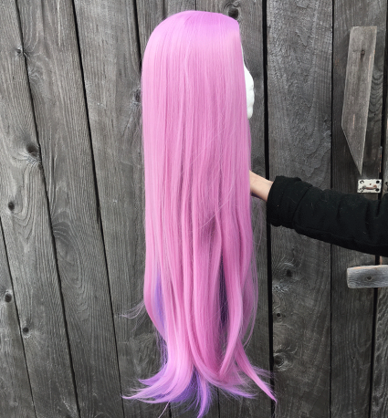 Angella wig side