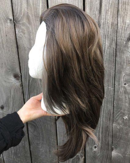 Catra wig side