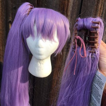 Entrapta wig clip