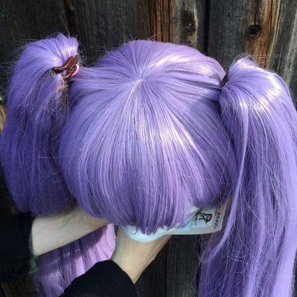 Entrapta wig top
