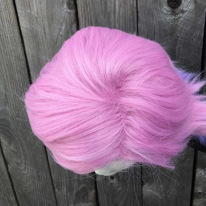Glimmer wig top