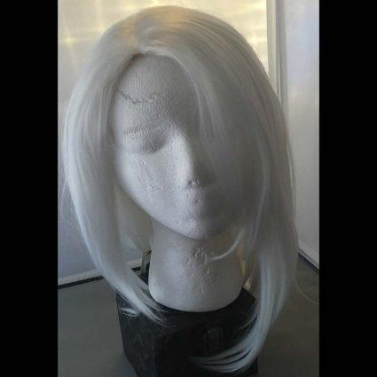 Ashe cosplay wig