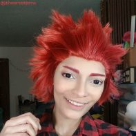 Kirishima cosplay by @theartistisme