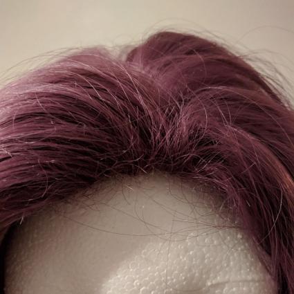 Ardyn wig closeup