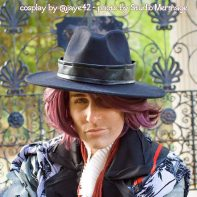 Ardyn cosplay by @jaye42, photo by Studio Mermage
