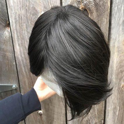 Amaya cosplay wig top view