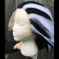 Bokuto cosplay wig
