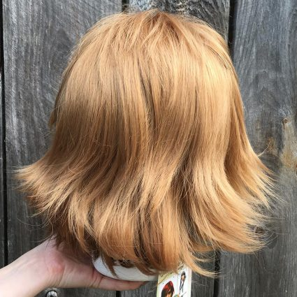Sypha cosplay wig back view